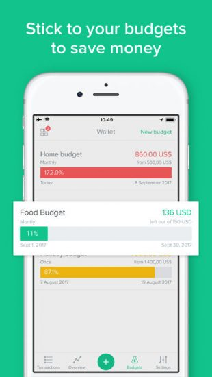 review of best personal finance apps and how to develop one