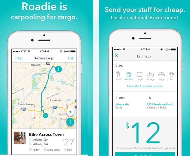 roadie-app